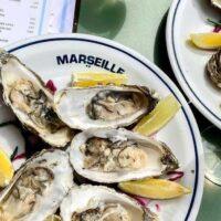 marseille oesters actie