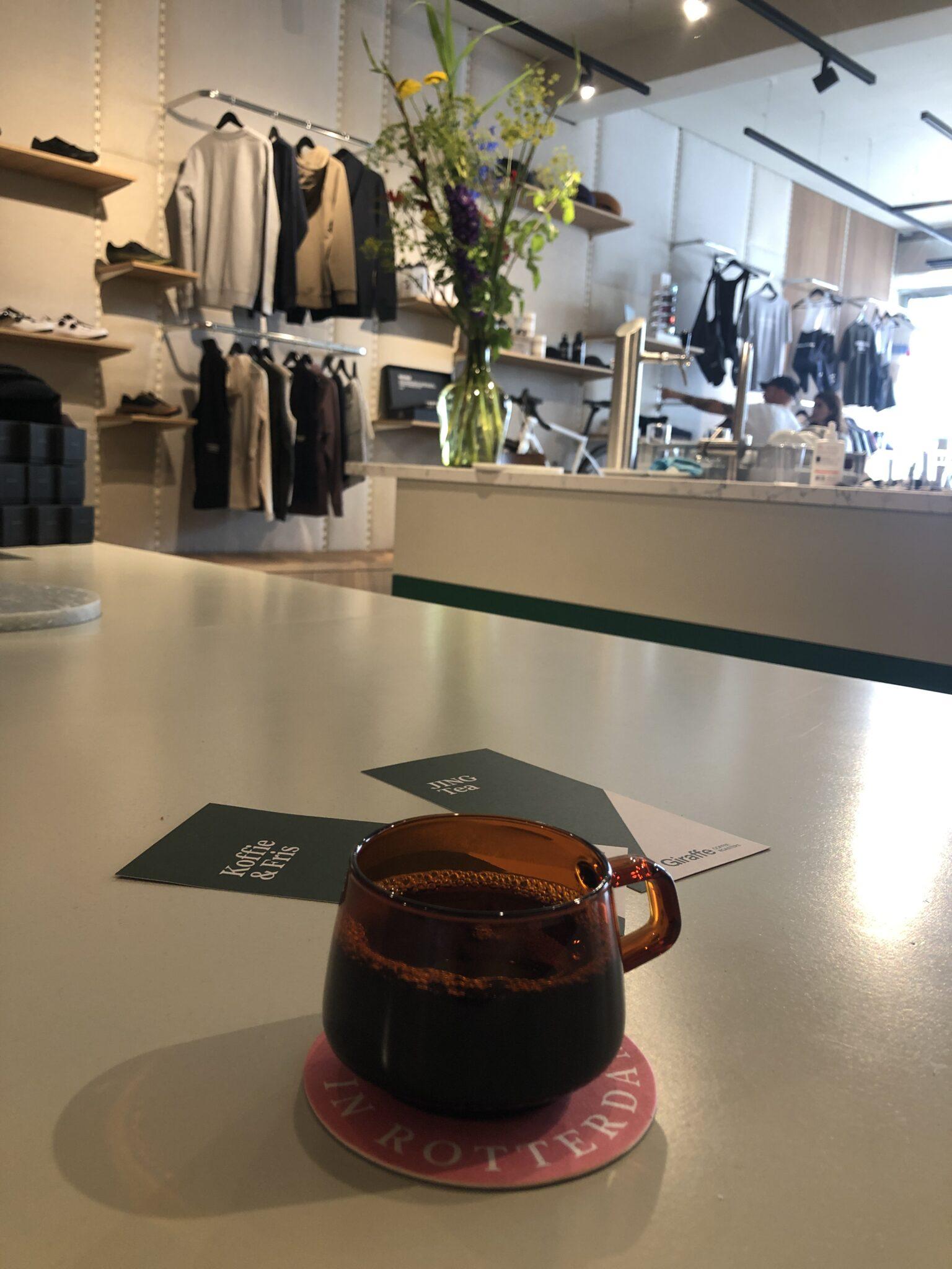 giraffe coffee fietswinkel
