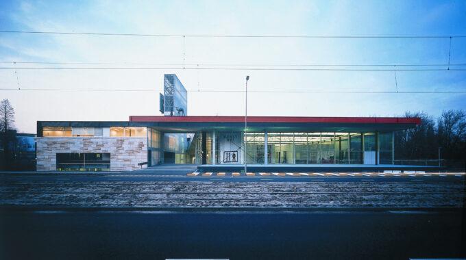 Persbeeld_Kunsthal Rotterdam, zijde Westzeedijk