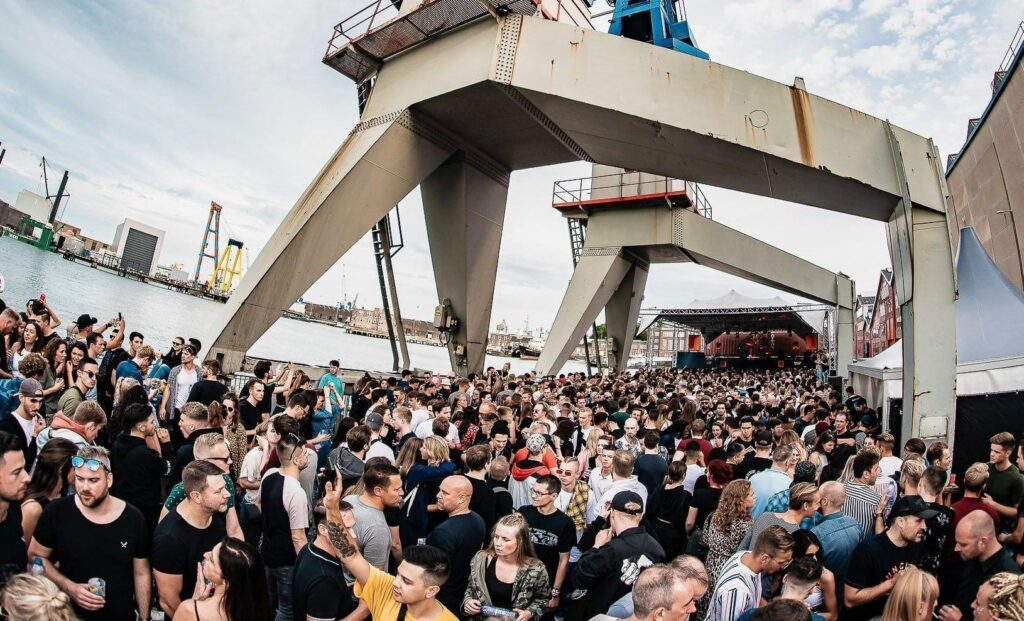 Rotterdam rave