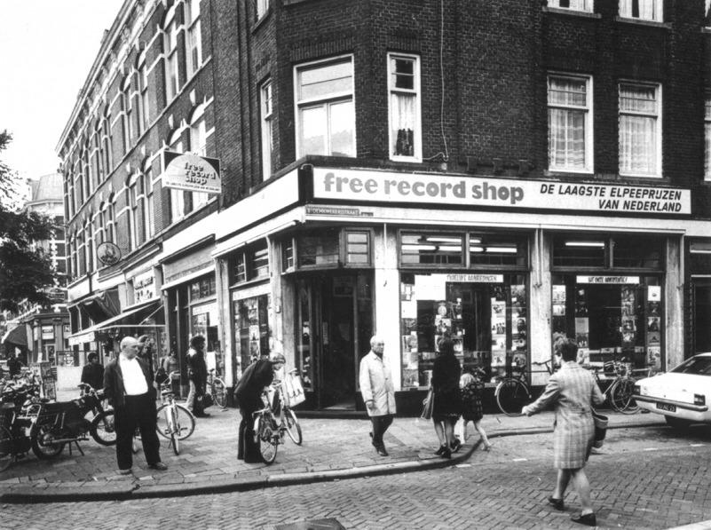 free record shop rotterdam nieuwe binnenweg