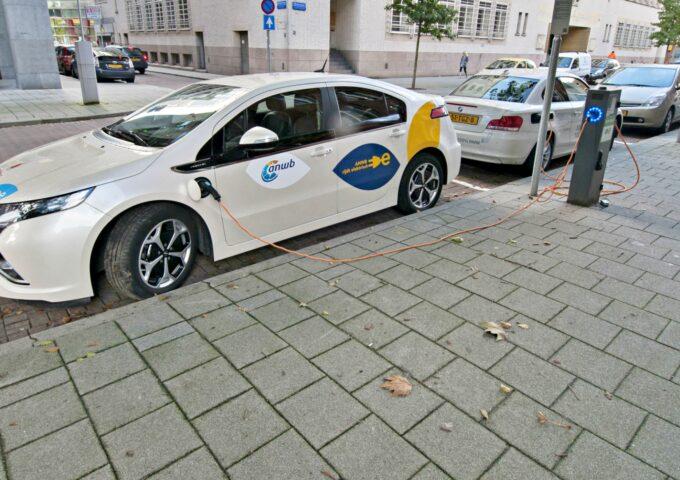 elektrisch rijden gemeente rotterdam 2