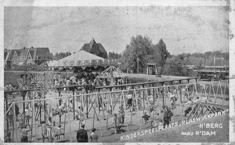 kinderspeelplaats plaswijckpark
