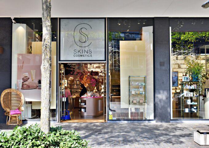 skins cosmetics parfumerie rotterdam