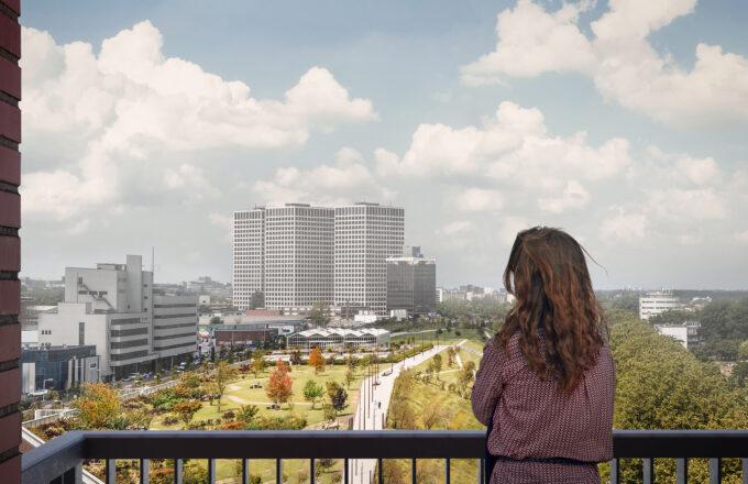 Diepeveen nieuwbouwproject Rotterdam appartement studio stadswoning