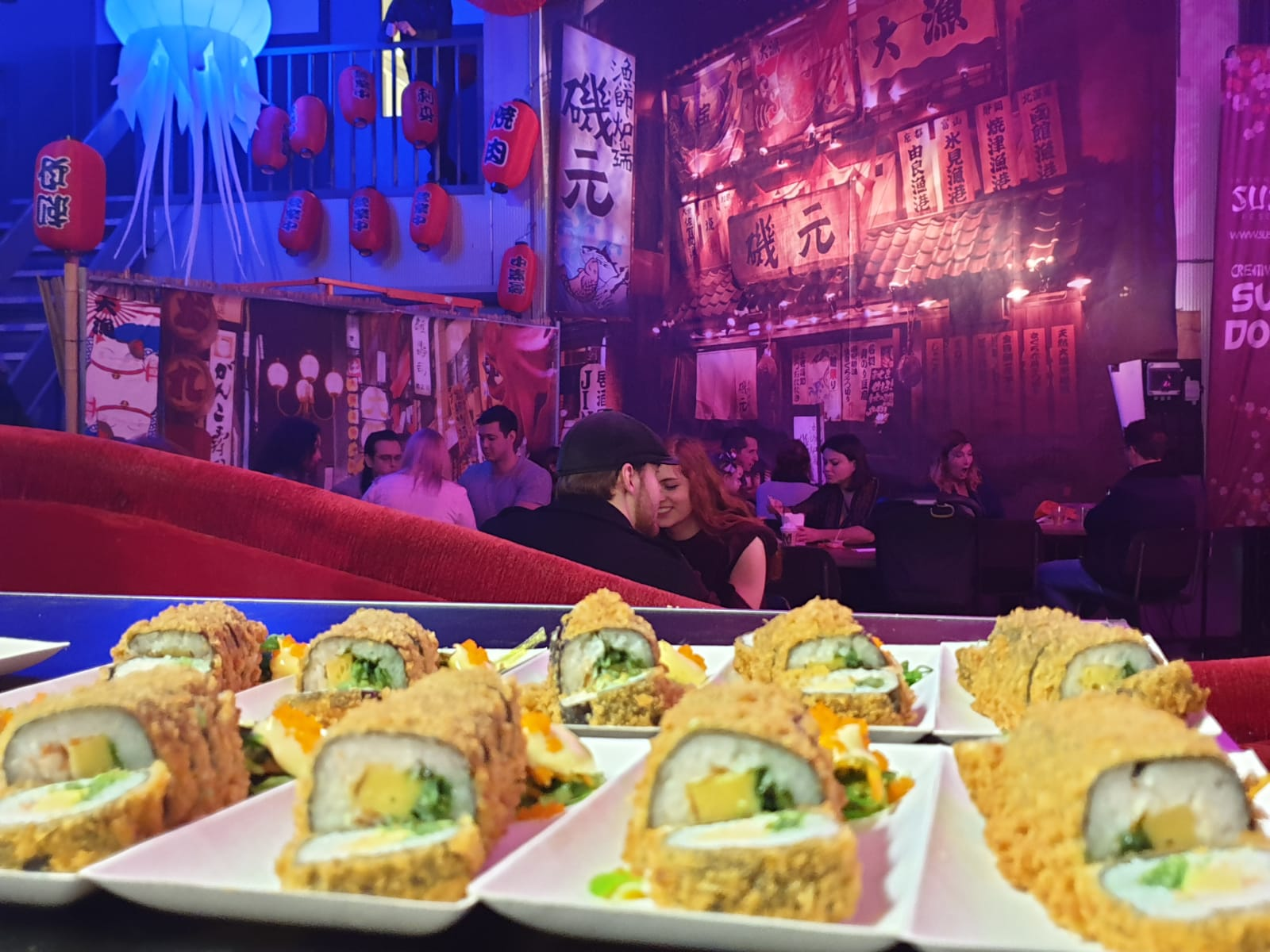 Japan Light and Food Festival