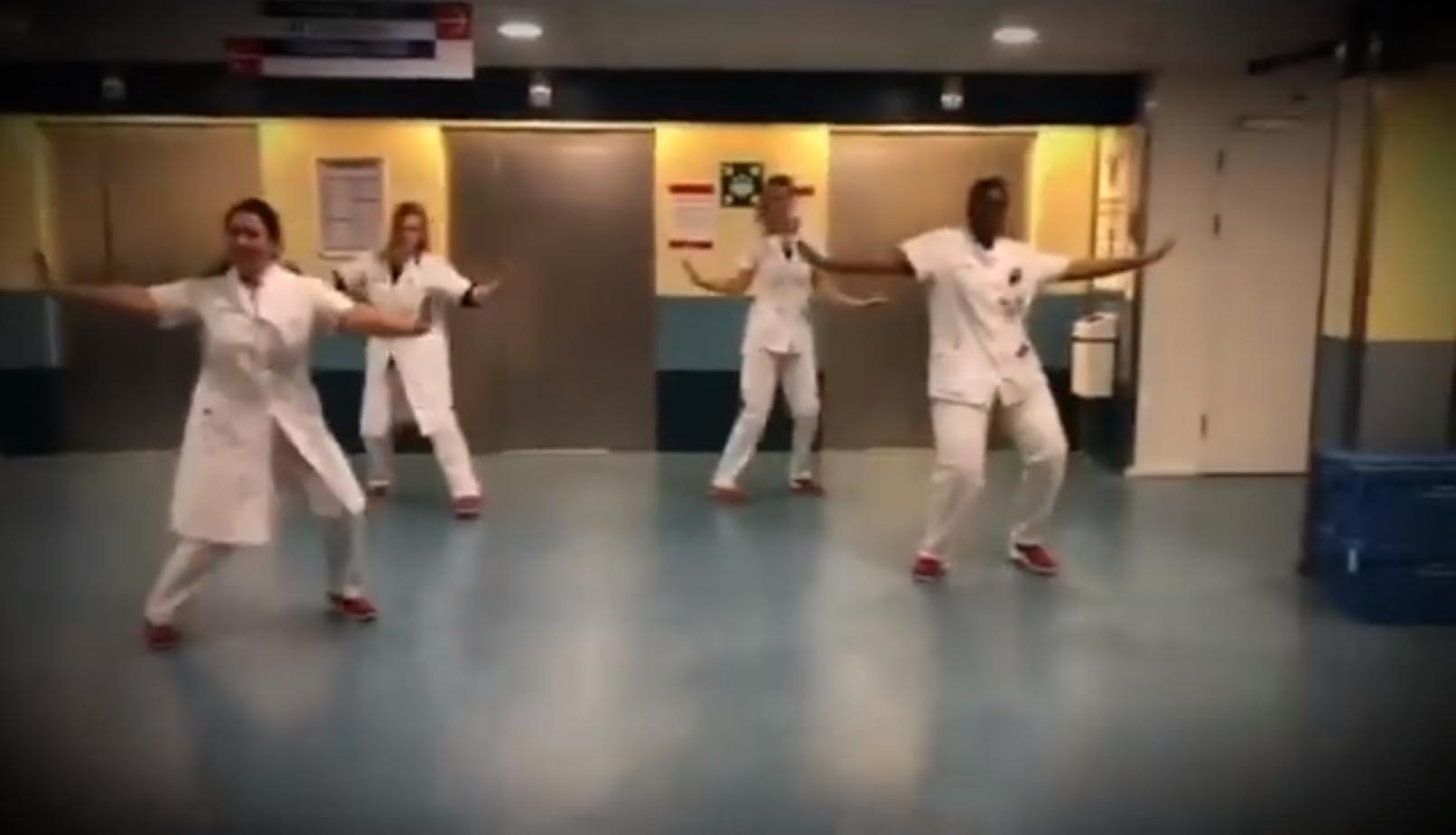 ziekenhuis viral
