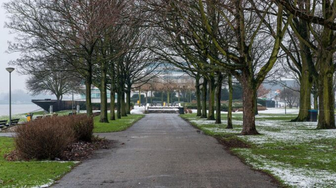 Park Maasboulevard Schiedam