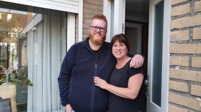 Bjorn en Natasja de Raad - groendak (1)
