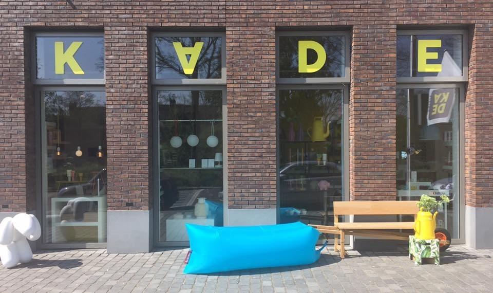 Woonwinkel KADE living in de Piushaven, Tilburg