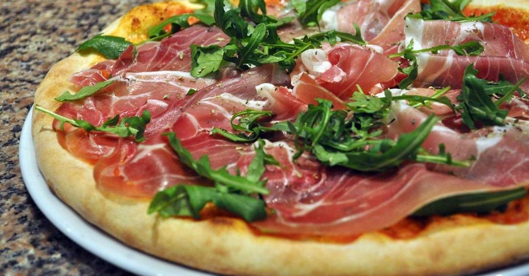 Tredici Tilburg pizza