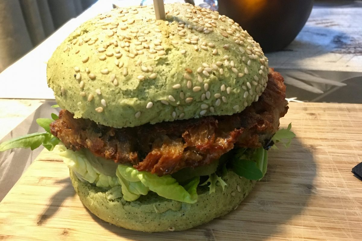Weed burger Cinecitta