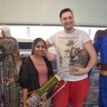 CosplayClues met hun gemaakte kostuums