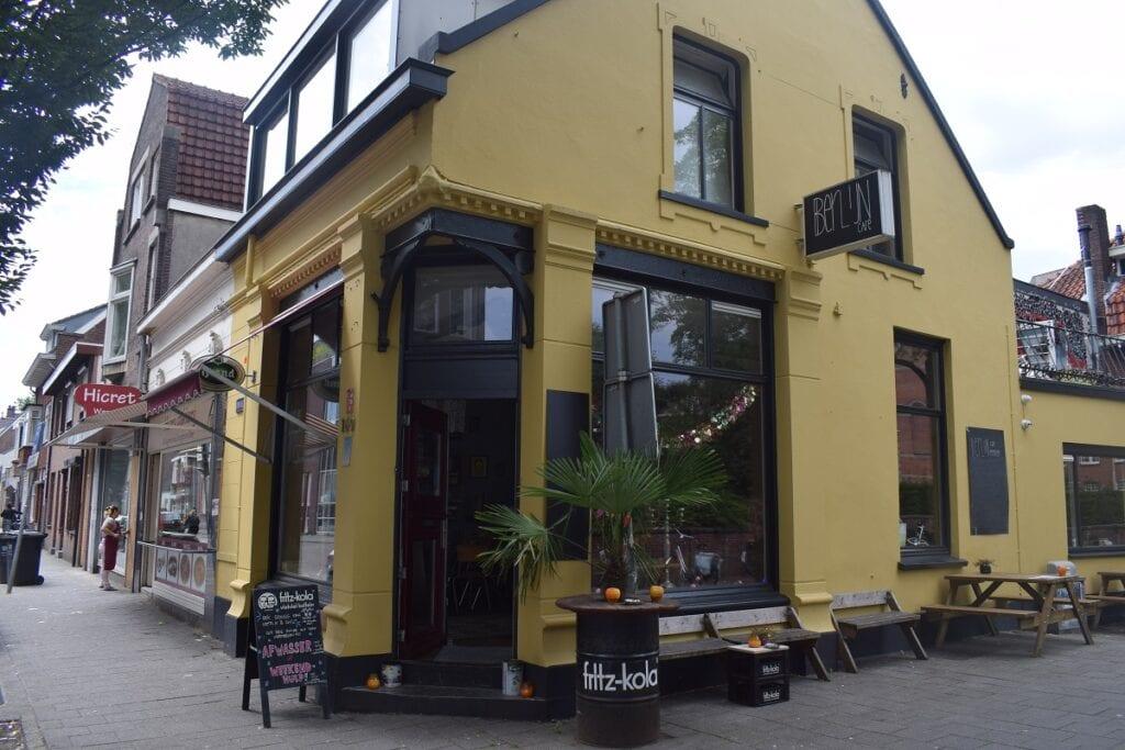 Berlijn Café aan de Korvelseweg