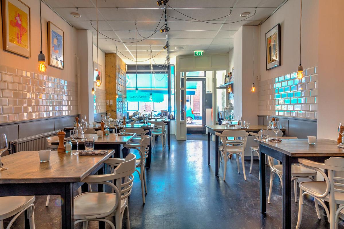 Restaurant Waanzinnig in Tilburg