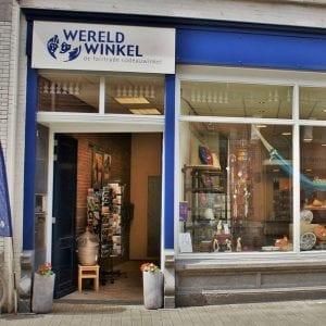Wereldwinkel in Nieuwlandstraat Tilburg