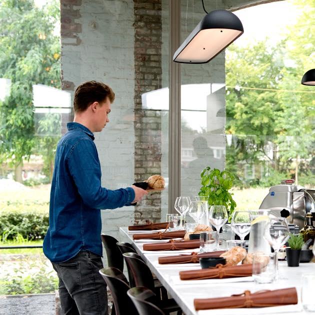 Restaurant de Houtloods Tilburg
