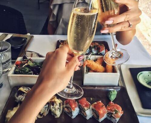 Enjoii sushi