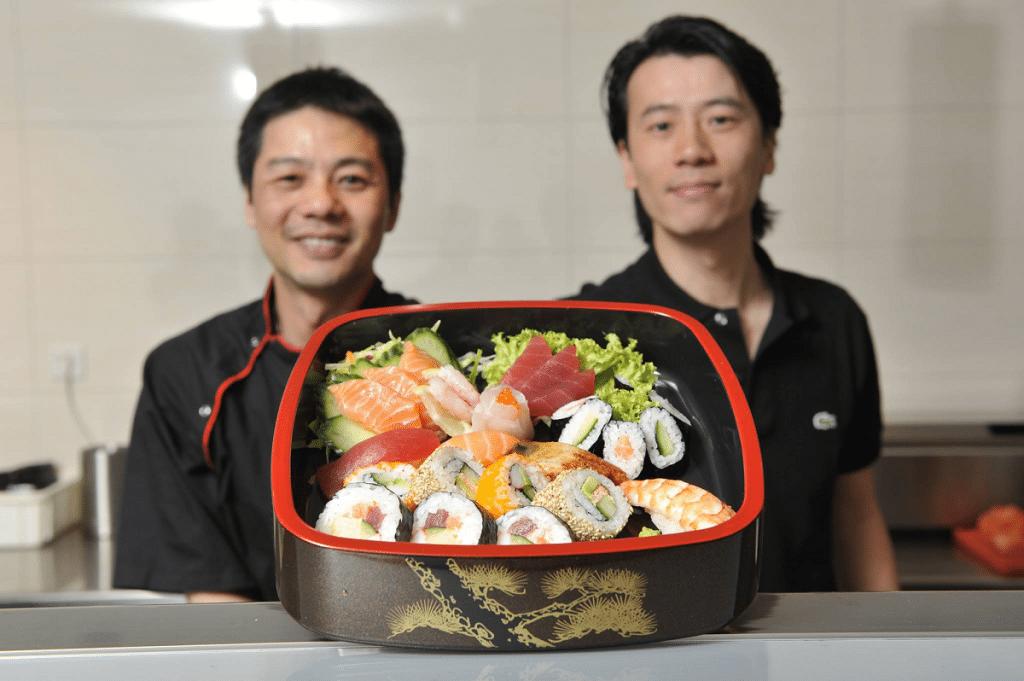 Sushi Koi op Facebook