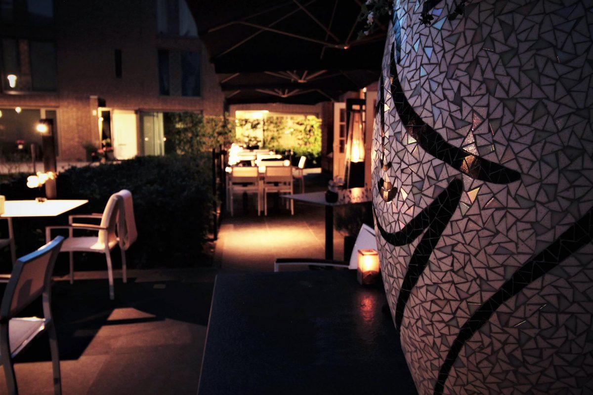 Interieur Restaurant Monarh in de Rooi Harten