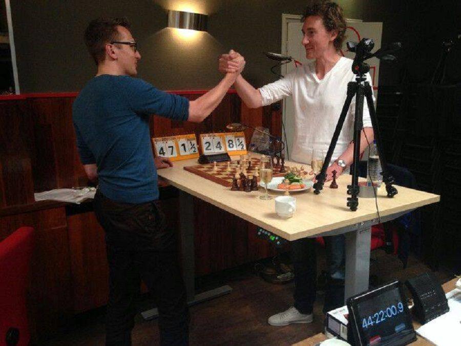 Wereldrecord schaken