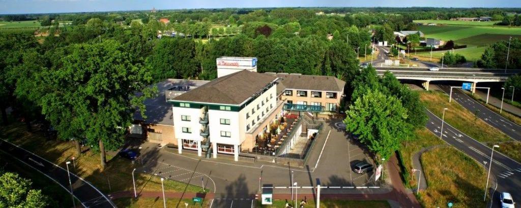 Hotel de Druiventros in Berkel-Enschot