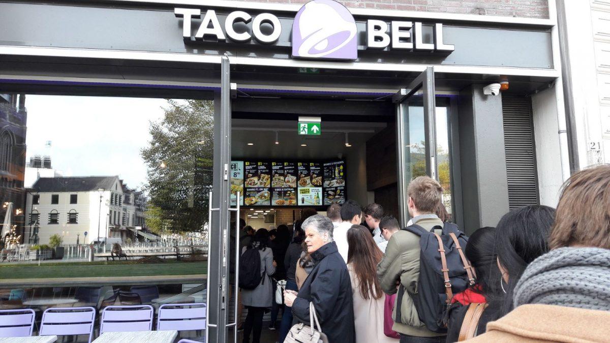 taco bell tilburg gesloten