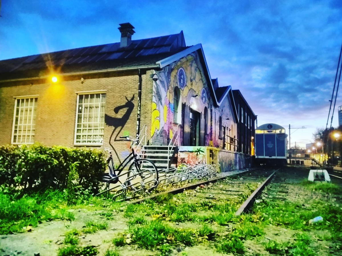Spoorzone