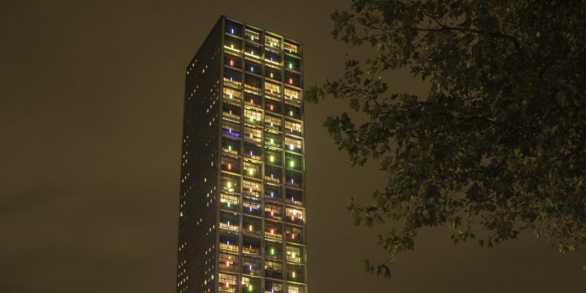 Westpoint toren woning Tilburg