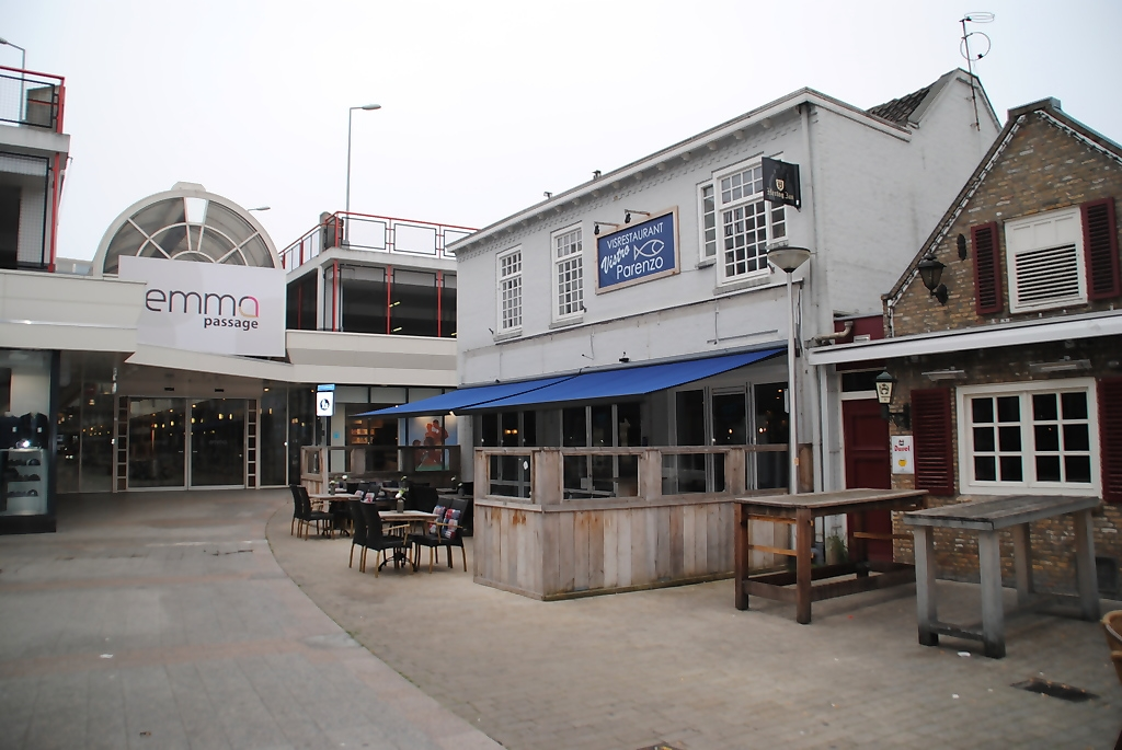 restaurant Vistro Parenzo