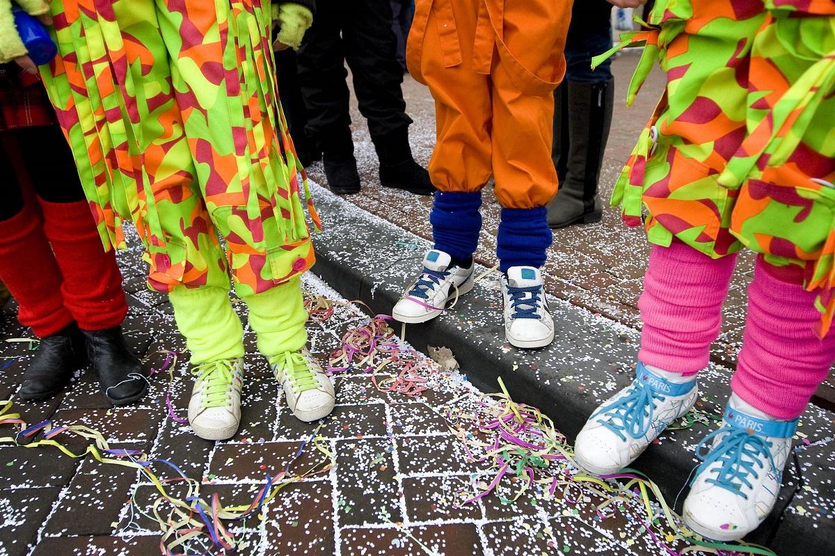 Warme carnavalskleding