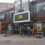 McDonald's Tilburg Centrum