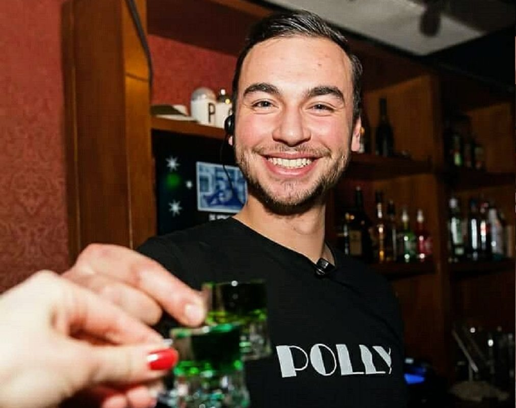 Barman van de Week Amin