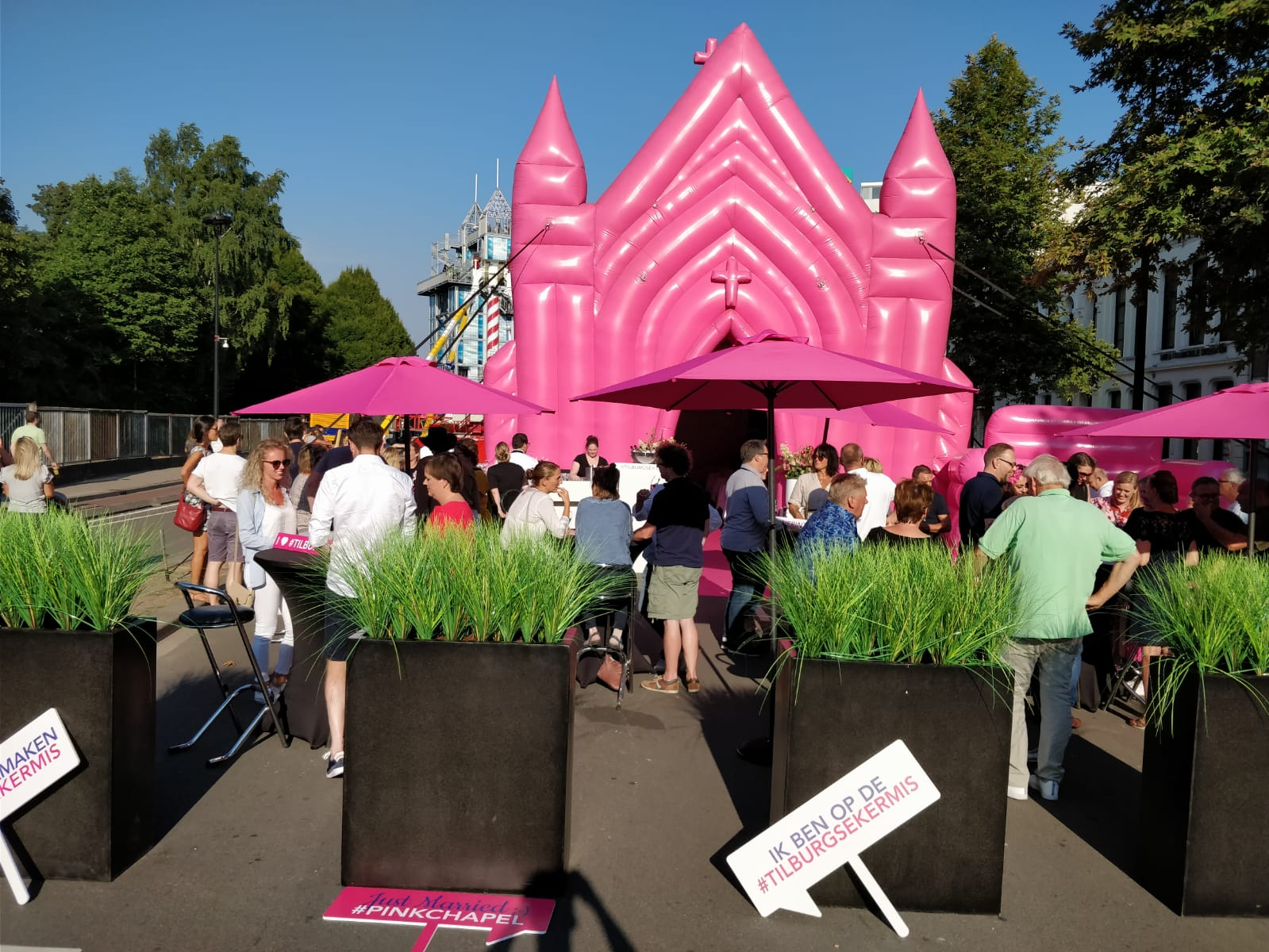 pink chapel