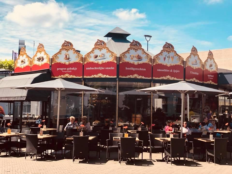 Lunchroom de Carrousel