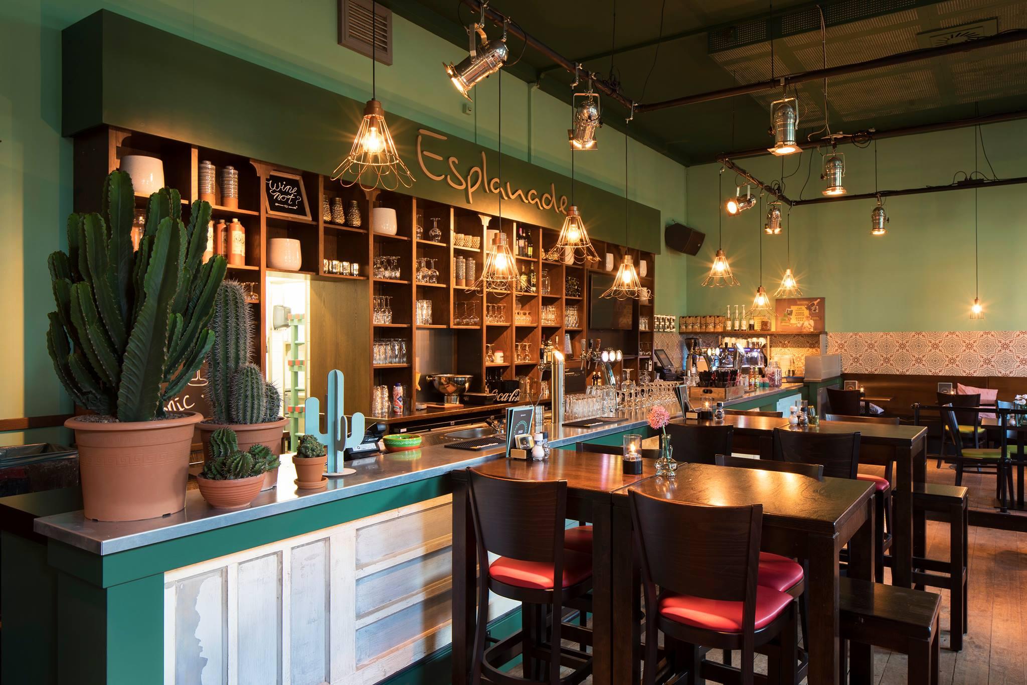 Grand Café Esplanade