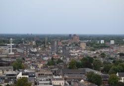 Uitzicht Tilburg