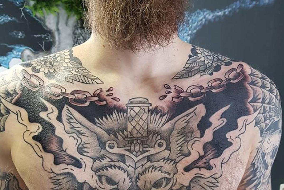 Tattoo Il Casto