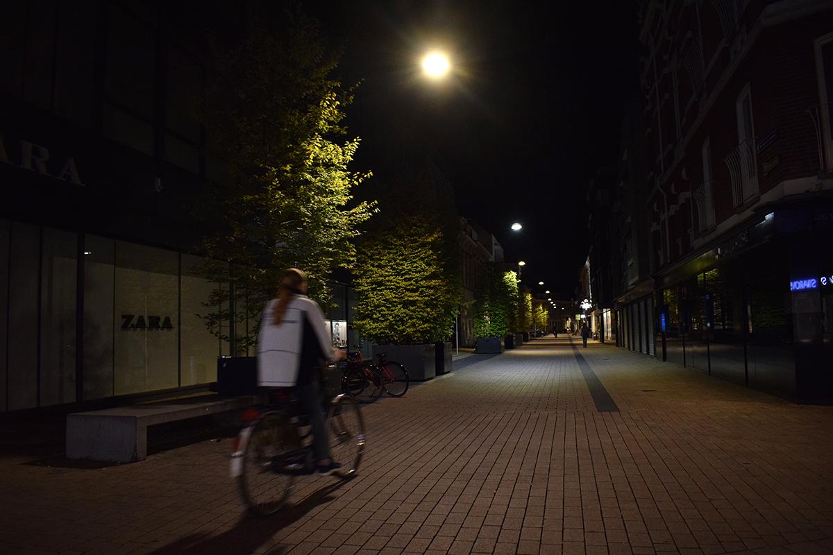 'S Nachts