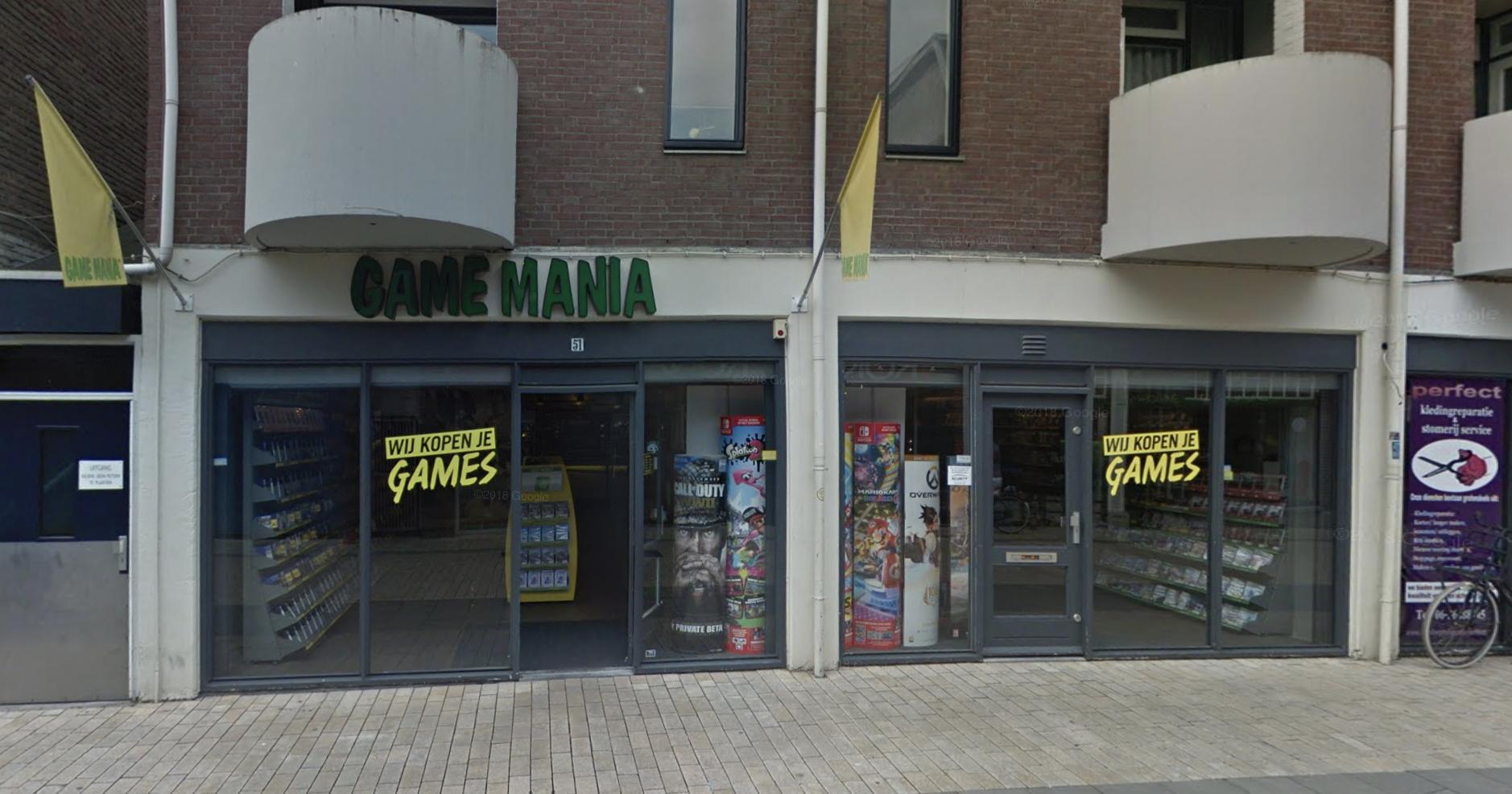 Game Mania Tilburg