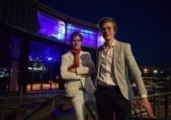 Tilburgers Nick en Niels Robben
