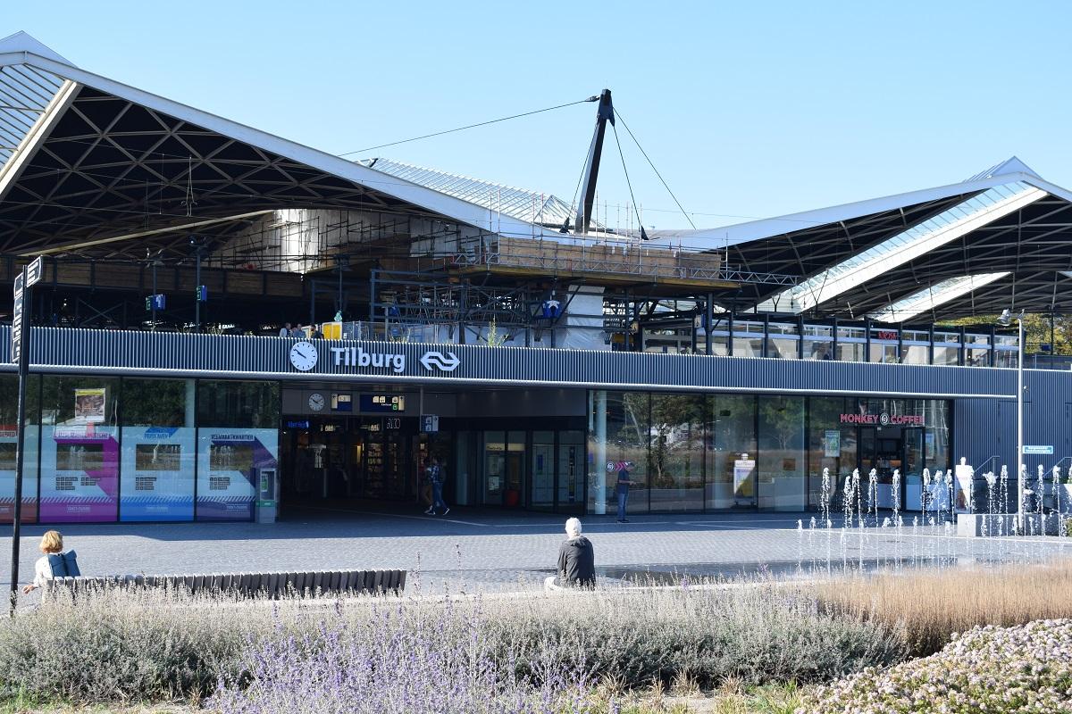 Tilburg Centraal Station
