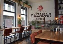 Pizzabar Rijslust pizza