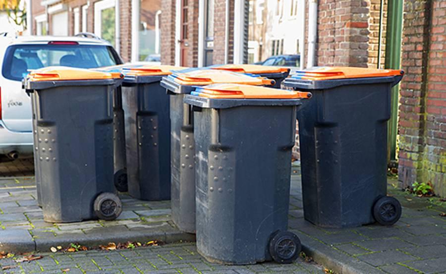 afval ophalen tilburg feestdagen