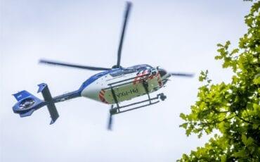 politiehelikopter tilburg