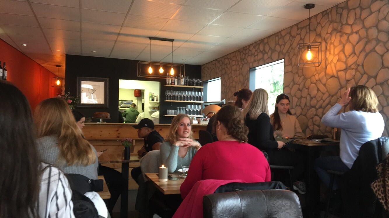 Carpacciobar shared dining