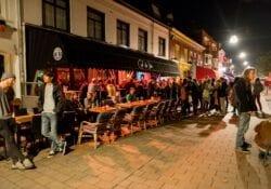 cul de sac cafés Tilburg kroegentocht
