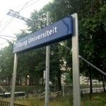 Station Tilburg Universiteit