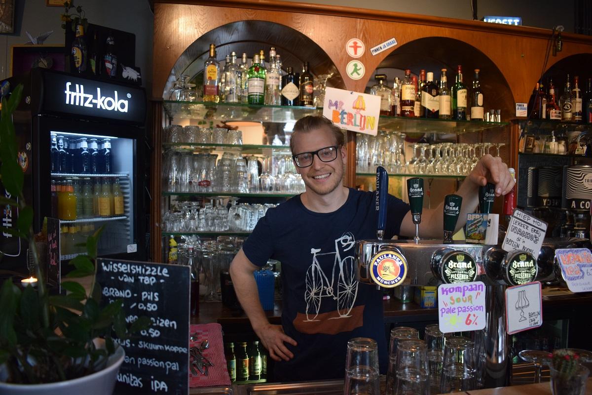 Barman Bastiaan