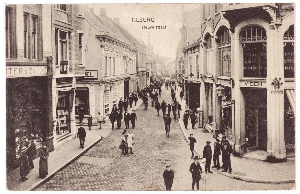 Heuvelstraat Tilburg